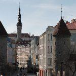 La ciudad vieja de Tallin