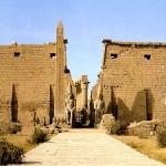 Tebas y su Necrópolis, en Egipto