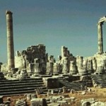 Templo de Apolo Epicureo, Grecia