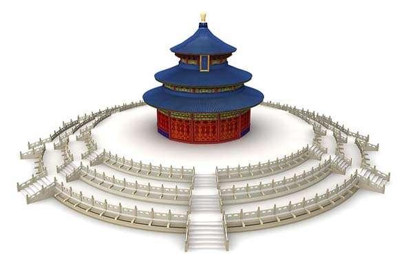 Templo del Cielo diseño