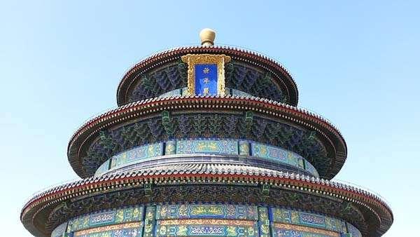Templo del Cielo en Pekin