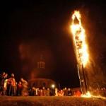La fiesta de los Krakelingen y Tonnekensbrand, en Geraardsbergen