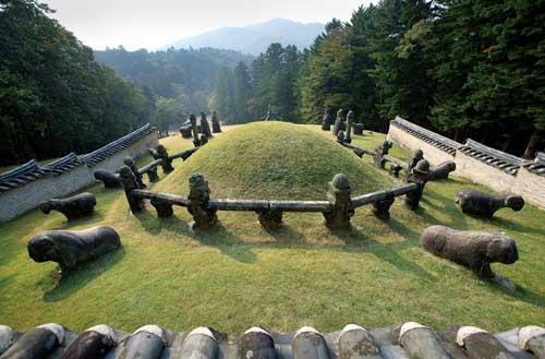 Tumbas reales Joseon