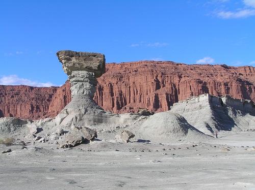 Parque provincial de Ischigualasto