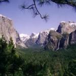 Parque Nacional de Yosemite, en Estados Unidos