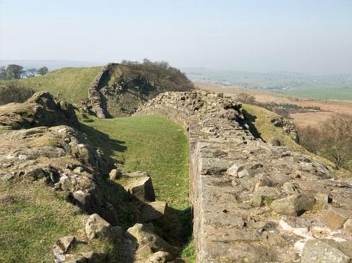 muralla antonino