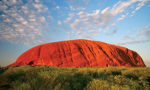 Ayers Rock (Uluru) Australia  City pictures : El Monte Uluru, la roca sagrada australiana : Patrimonios de la ...