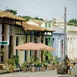 El tortuoso centro de Camagüey en Cuba