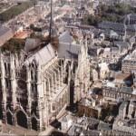 La catedral de Amiens, en Francia