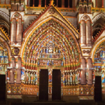 La policromía de la catedral de Amiens