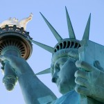 La Estatua de la Libertad, en Nueva York