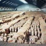 El Mausoleo del Primer Emperador Qin
