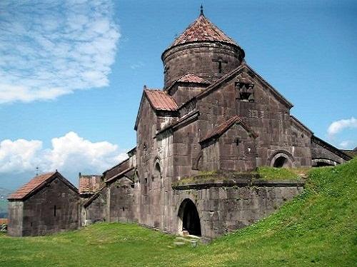 Haghpat, monasterio