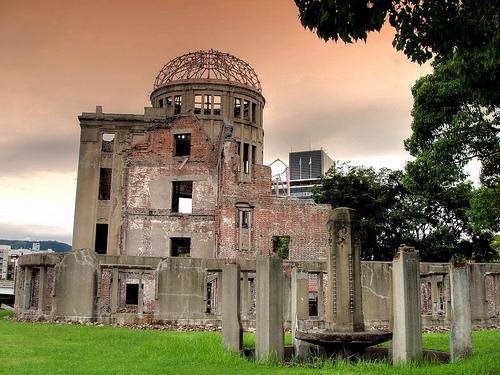 Monumento a la Paz de Hiroshima