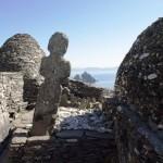 Skellig Michael, un monasterio aislado
