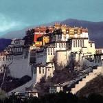 El Palacio de Potala, en Lhasa