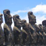 El Parque Nacional Rapa Nui, en la isla de Pascua