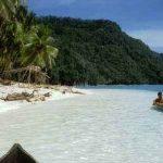 Rennell Este, en las Islas Salomón