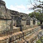 El sitio arqueológico de Copán, en Honduras