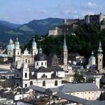 El centro histórico de Salzburgo