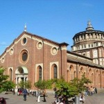 Santa María delle Grazie, Milán