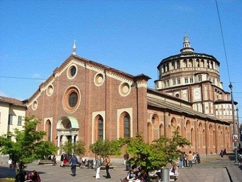 Santa María delle Grazie