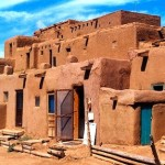 El Pueblo de Taos, un aldea encantadora en Nuevo México