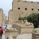 Tebas, capital del esplendor egipcio