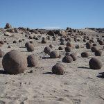 El Valle de la Luna, extraño paisaje en Argentina