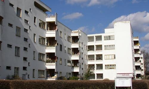 viviendas modernas berlin